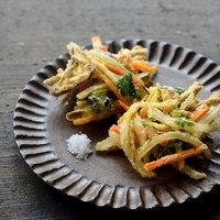 サクサク、ふわっと。【かき揚げ】を美味しく作れるコツと色々レシピ