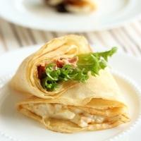 甘い系だけじゃない♪カフェ気分を楽しめる「サラダクレープ」レシピ・生地の作り方