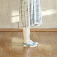 優しい色にほっこりするね。大人の上履き【いろばき】で足取り軽く、気分も軽く♪