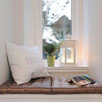 秋の夜長のリラックスタイムに♪お部屋のデッドスペースを活かして読書空間を作ろう
