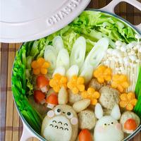ホームパーティで食べる前に撮影タイム♪写真映えする「フォトジェニック鍋」の作り方