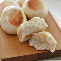 フライパンひとつで簡単パン作り。焼き立てもっちり「*フライパンパン*」を作ろう