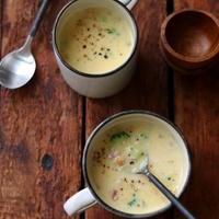 """こっくり濃厚な味わい♪牛乳・豆乳・生クリームで作る""""ほっこり優しい""""クリーミーレシピ集"""