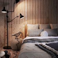 ベッドルームで冬ごもり♪あったかくてくつろげる場所にしたいから、冬支度をはじめましょう