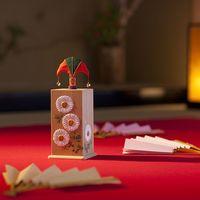 美しく優雅なお座敷遊び。日本の「雅」な伝承遊戯~心ときめく「投扇興 Tousenkyou」の世界