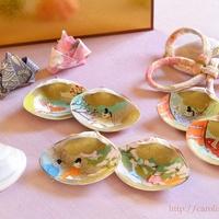 縁起の良い二枚貝。日本の「雅」な伝承遊び~心ときめく「 貝合わせ  Kaiawase 」の世界