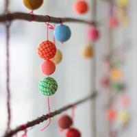 幸せのかたち丸い球。日本の「雅」な伝承遊び~心ときめく「まり Mari」の世界