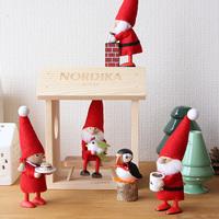 もうすぐクリスマス。今年は《北欧雑貨》を取り入れたディスプレイはいかが?