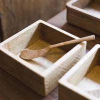 一緒に暮らして気持ちのよいもの。富井貴志さんが作る木のテーブルウェア