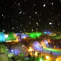 冬にこそ訪れたい。【北海道の美しい雪景色】観光スポット7選