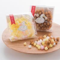伝統と現代の素敵なコラボレーション!心が和む、新潟の和菓子「浮き星」