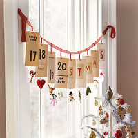 わくわく♪クリスマスまでのカウントダウン【アドベントカレンダー】を手作りしよう