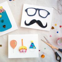 親子でハンドメイド♪気持ちが伝わる「メッセージカード」の作り方&アイデア集