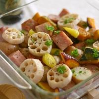 基本は焼くだけ!遅く帰った日のメインディッシュは【オーブン焼きレシピ】がおすすめ。