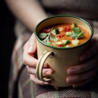 心も体もぽっかぽか♪体調に合わせて飲みたい5色のスープ&お手軽スープ玉レシピ
