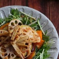 煮物やきんぴら、あったかスープに。味わい豊かな秋・冬の「根菜」レシピ