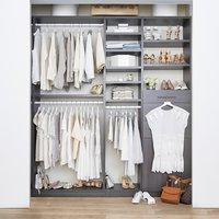 あなたのクローゼットに合う収納ケースはどれ?無印・IKEA・ニトリを徹底比較