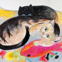 """猫を描いて80年!数奇な人生を歩んだ日系人画家""""ミリキタニの猫""""との遭遇"""