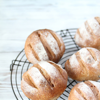 おうちで簡単にできちゃうよ!初心者さんでもOK『自家製・天然酵母』のパン作り講座