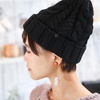 前髪や耳は出すべき?ニット帽のかぶり方や選び方&スタイルコーデ集