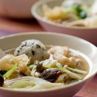 心も体もあったまる!コロコロ美味しい「お団子」が入った、鍋料理やスープのレシピ集