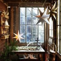 参考にしたい。ナチュラルな【北欧・スウェーデン】のクリスマスインテリア