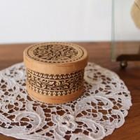 白樺の良い香り・・・♪ロシアの伝統工芸品「ベレスタ」のインテリア雑貨