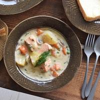 冬は濃厚&クリーミーが恋しい。「クリーム煮」の色々レシピ