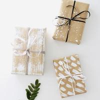 冬のモチーフで♪クリスマスプレゼントの簡単可愛いラッピングアイデア