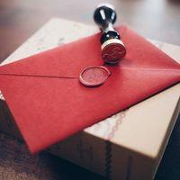 簡単【シーリングDIY】で、お手紙やラッピングに特別感をプラス♪