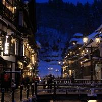 大正浪漫の風情が漂う温泉街・冬の「銀山温泉」へ出かけませんか?
