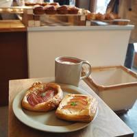 焼きたてパン+αが楽しめる♪《東京》おしゃれな『ベーカリーカフェ』6選