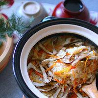 実はいろんな料理に使える!冬の定番アイテム『土鍋』のフル活用法