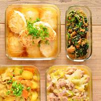 これであなたも節約上手♪お弁当にぴったりの簡単おいしい《常備菜レシピ30品》