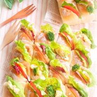 パーティでも大活躍♪ちぎりパン de サンドイッチ&ますます楽しいアレンジレシピ集