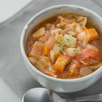 野菜不足解消に!お好みの野菜で作る主役級スープ【ミネストローネ】レシピ集