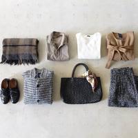 少ない服を上手に着まわし。「私服の制服化」で毎日のコーディネートにもう迷わない!