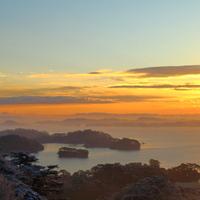 自然が作り出した美しさ。冬ならではの絶景と味覚を楽しむ日本三景「松島」の旅