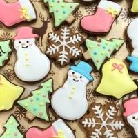 クリスマスをとびきり可愛く!アイシングクッキーの簡単レシピとデザイン集