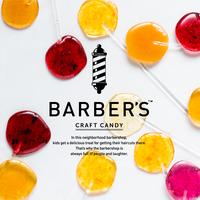 小さい頃のワクワクをキャンディーに。【BARBER'S CRAFT CANDY】の手作りキャンディー