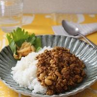 思い立ったらサッと作れる!「キーマカレー」の基本の作り方とアレンジレシピ