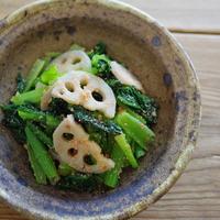 使い道たくさん!冬が旬の栄養満点「ほうれん草・小松菜」で青菜レシピ