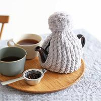 紅茶の時間を一層豊かに。ティーポットの保温カバー【ティーコージー】を使ってみよう