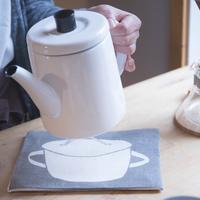 キッチンやテーブルをぐっとおしゃれに♪素敵な『鍋敷き・コースター』おすすめ18選