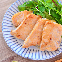 ポークソテーやとんかつに。まだまだ使える「豚厚切り肉・塊肉」を活用レシピ!