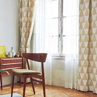 お部屋のイメージが決まる「カーテン・シェード」カタログ