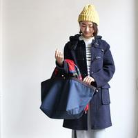 """シックな冬ファッションに""""色""""をプラス♪ナチュラル派さんの色使いコーデ術"""