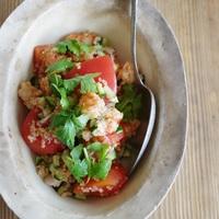 野菜不足の皆さんへ。ベジタリアンとビーガンの菜食レシピに学ぶ野菜料理
