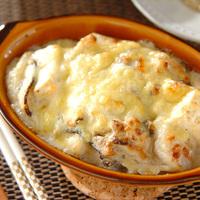 夜食にも!簡単・美味しい・ヘルシーな「豆腐グラタン」の作り方とアレンジレシピ
