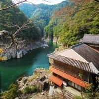 【奈良】断崖絶壁の景勝地に佇む素敵な喫茶「瀞ホテル」って知ってる?